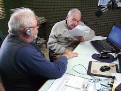 En Los estudios de MARITIMA FM