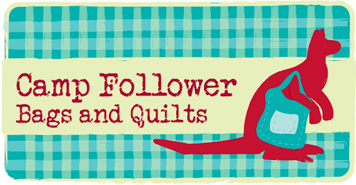 Camp Follower Bags and Quilts