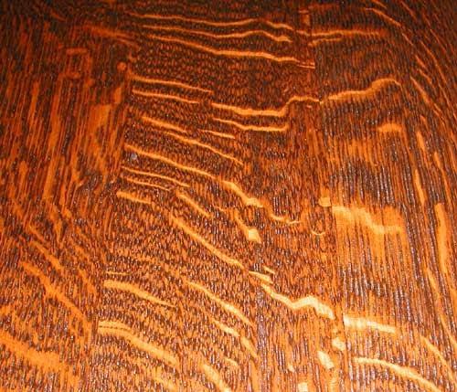 The barnyard gazette what is quarter sawn oak