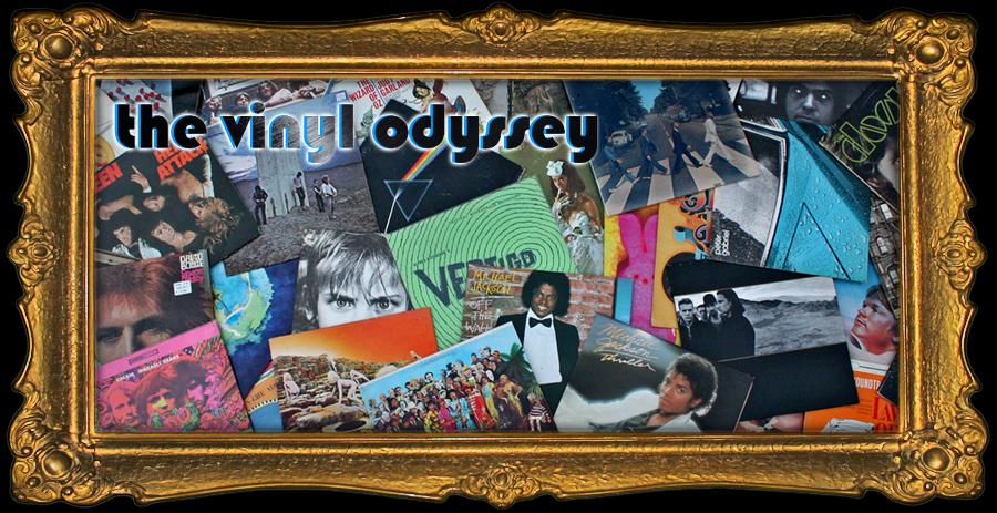 The Vinyl Odyssey