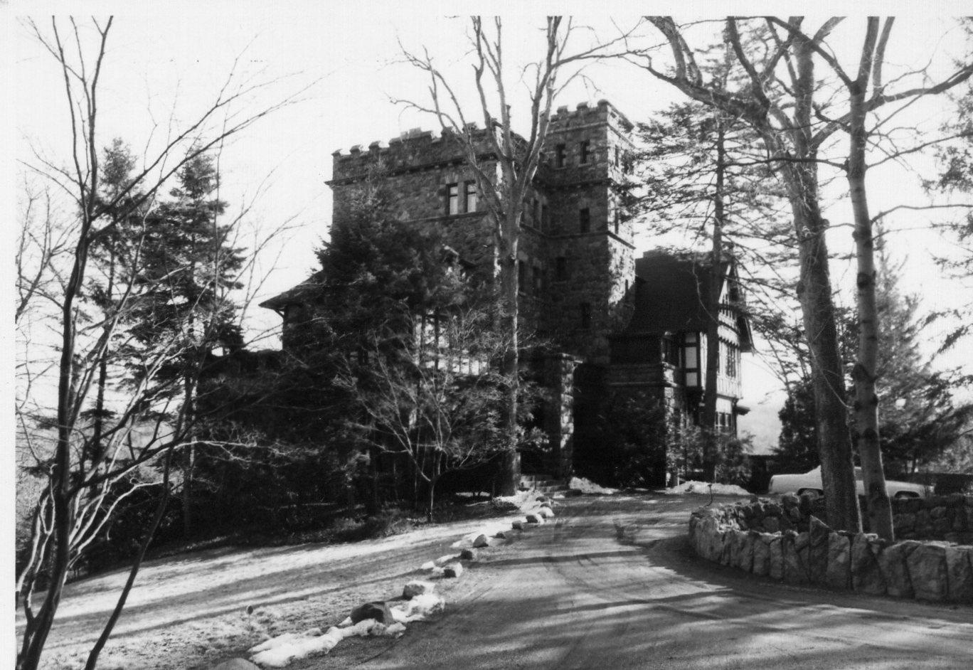 Big Old Houses Paxhurst Tuxedo Park Ny