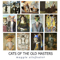Cats of the Old Masters Merchandise