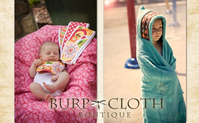 The Burp Cloth Boutique