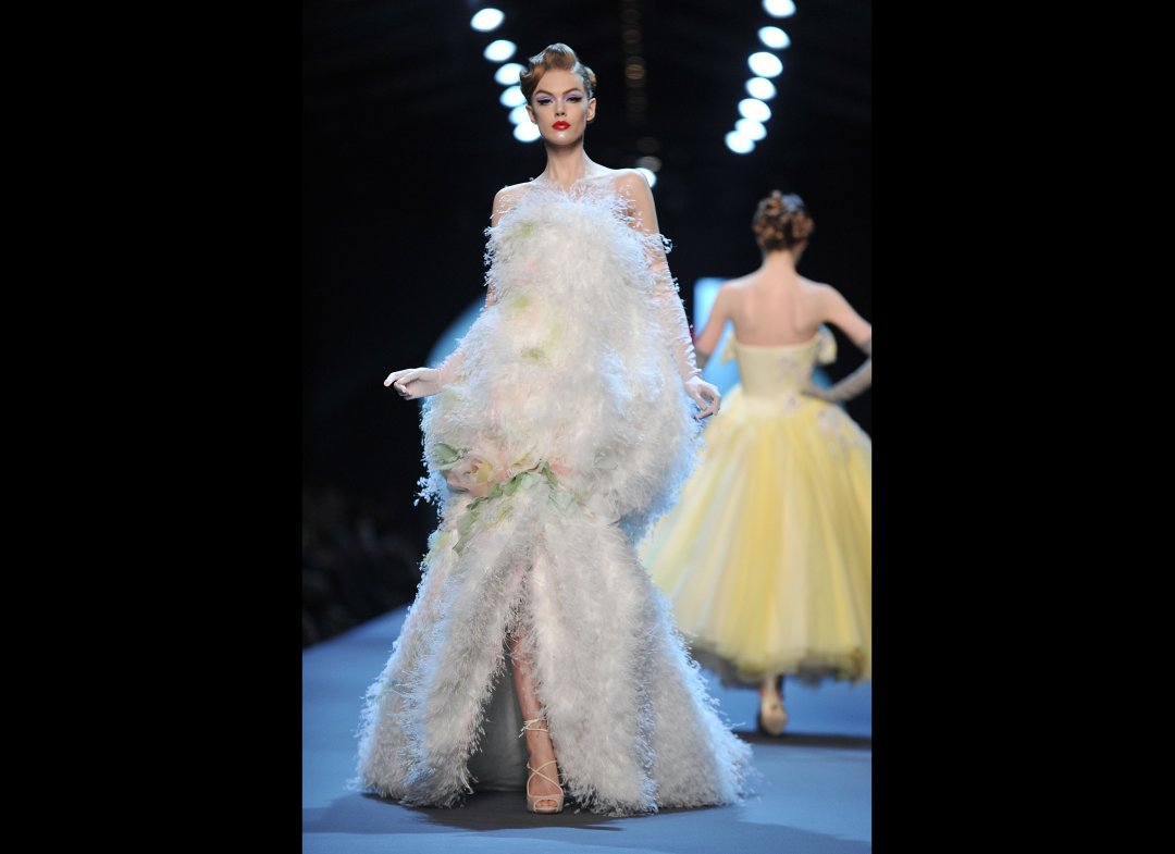 La feem dior haute couture s s 39 11 for What does haute couture mean