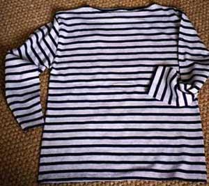 Stripes Ahoy Une Femme D 39 Un Certain Ge