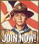 Join Boy Scouts