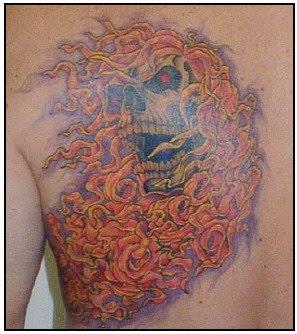 skelon tattoos design