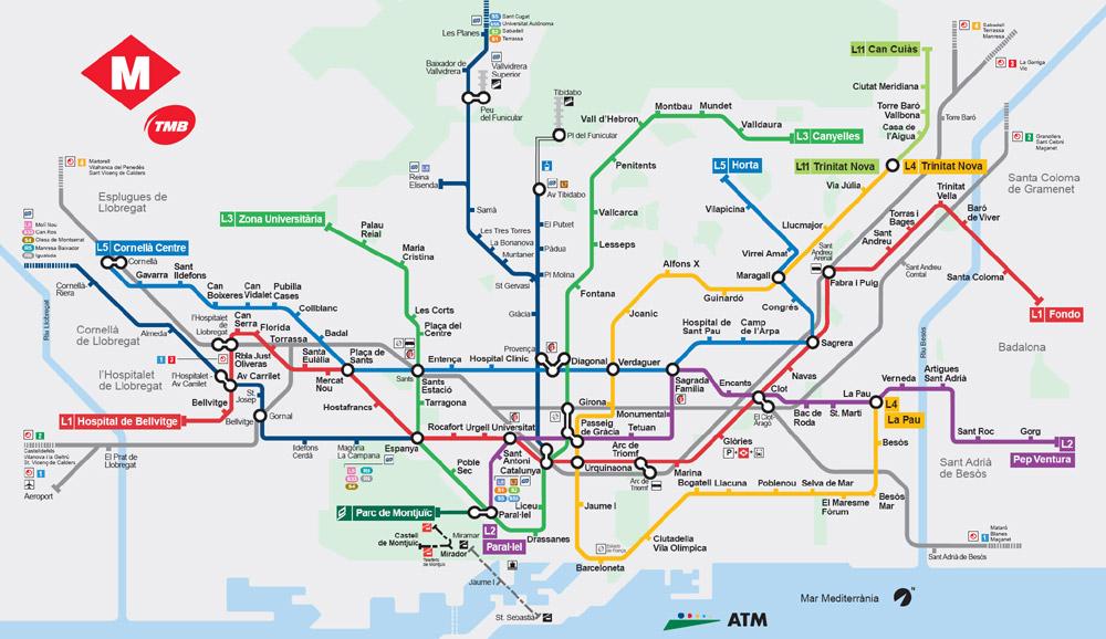 metro in particular,