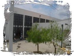 Entrada principal da nossa escola