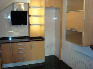 Dise o y decoraci n de cocinas cocinas de los sue os for Donde poner la heladera en la cocina
