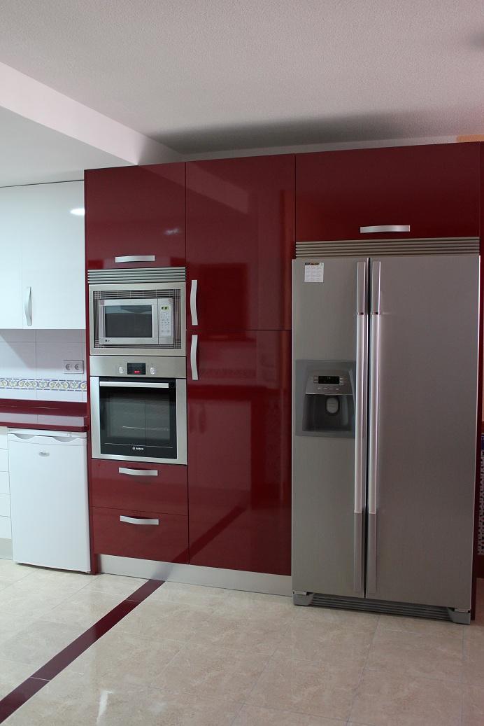 Dise o y decoraci n de cocinas una cocina de revista en - Cocinas en arganda del rey ...