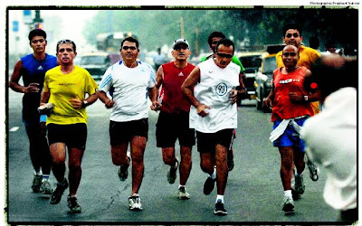 Anil Ambani Running Mumbai