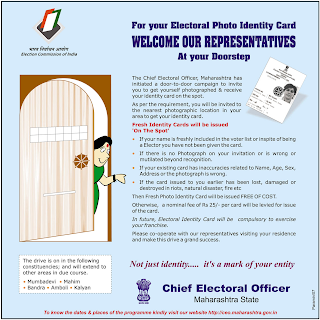 Indian Election Cards