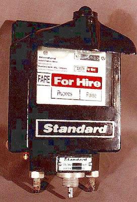 Mumbai Taxi Meter Bombay