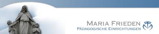 Pädagogische Einrichtungen Maria Frieden