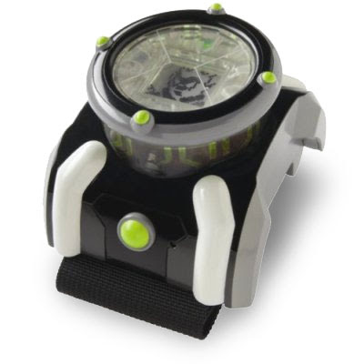 Ben 10 Toys Ben 10 Watch Deluxe Omnitrix Watch