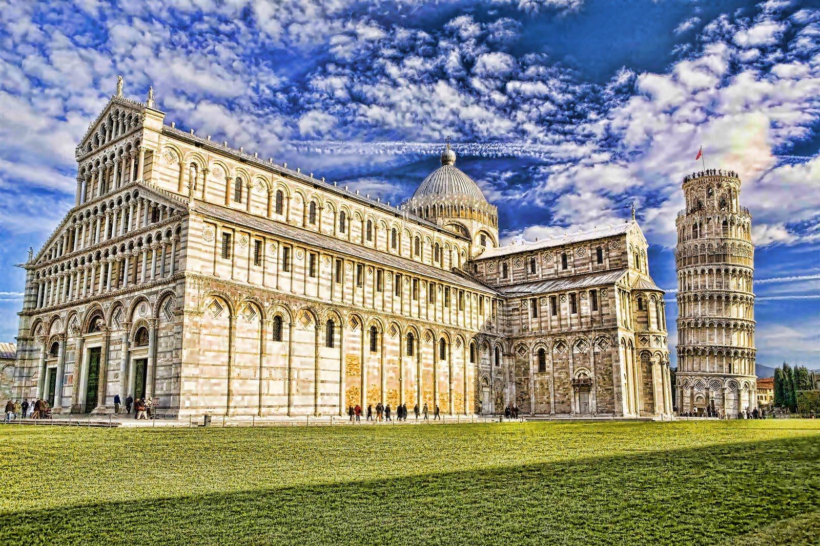 ピサ大聖堂の画像 p1_36