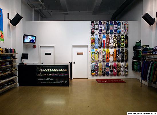 Shops: Supreme New York