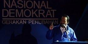 Ketua Umum NASIONAL DEMOKRAT