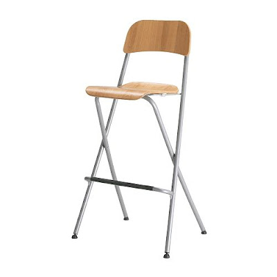 A vendre tabouret de bar ikea mod le franklin - Chaise de bar pliante ...