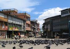 Ilam Chowk Bazaar