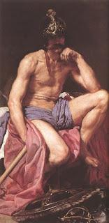 Marte, Velázquez
