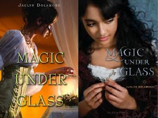 Comparison of the two Magic Under Glass covers