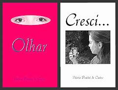 Livros de poesias de Vitória Pratini