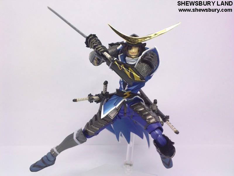 Revoltech Masamune Date