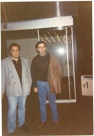 A Mégève en 1994