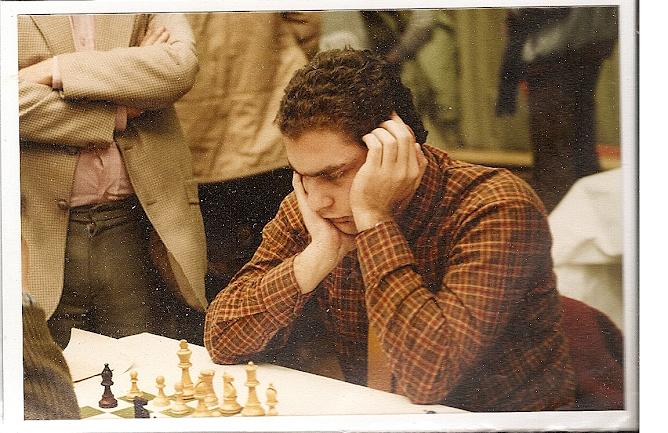 Open Rapide d'Aubervillers  Vainqueur en 1977