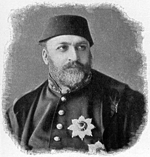 32 Abdülaziz (1861–1876)Abdul-aziz