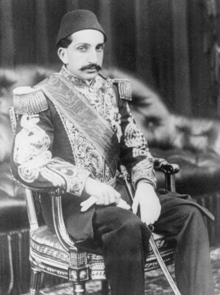 34 II. Abdülhamit (1842–1909)-Abdulhamid