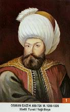 1-  I-Osman Gazi (1281–1326) I_Osman