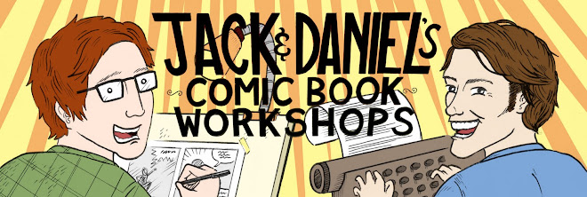 Jack &amp; Daniel&#39;s Comic Book Workshops
