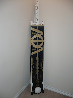 3d Work 6 Foot Fraternity Paddle