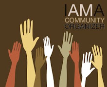 I Am A Community Organizer