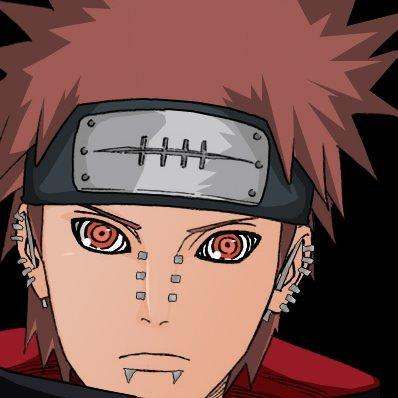 Pains Eyes Naruto Contacts