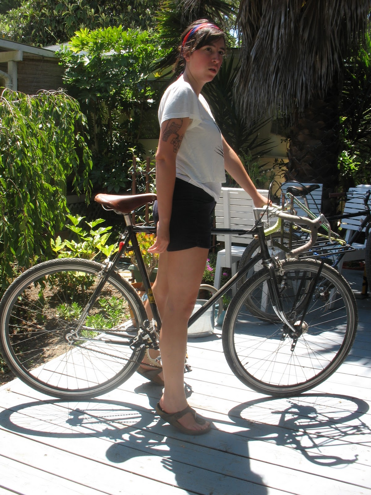 the citybirds nest: bike chick tip wednesday!