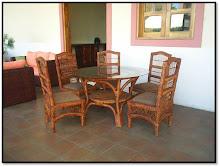 Más variedad de muebles: