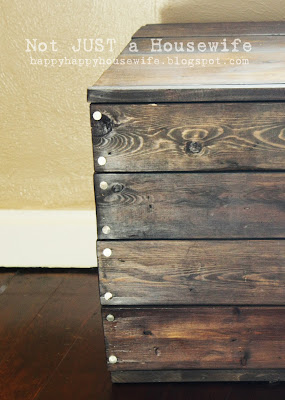 6 Furniture I have built or refinished {part one}