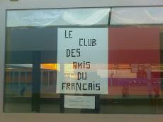 Le Club des Amis du Français