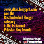 Pakistan Blog Awards 2010