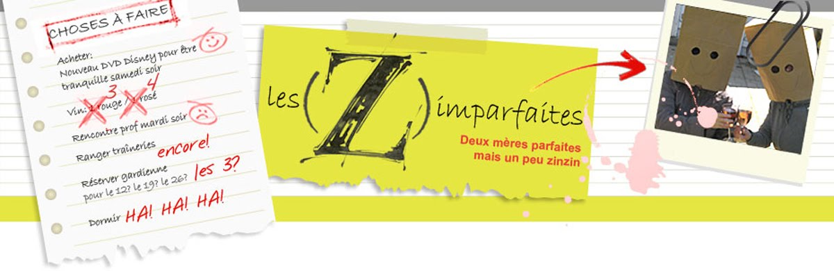 Les (Z)imparfaites