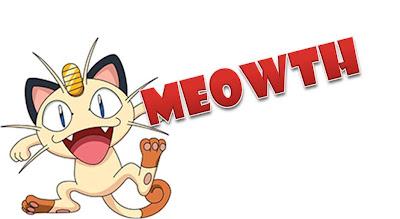Ilha dos Pokémons Bitz Meowth