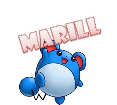Ilha dos Pokémons Bitz Marill