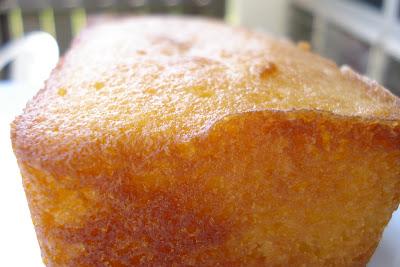 Lemon Apricot Bundt Cake