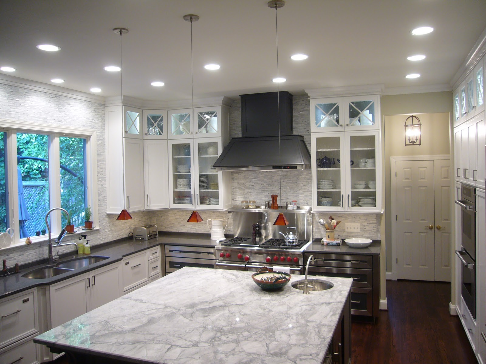 Super White Granite Kitchen Rabbit Runn Designs A Kitchen Makeover