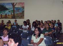 Participantes da Abertura do evento