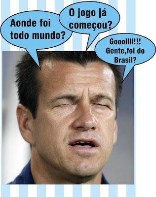 Novo técnico da seleção brasileira